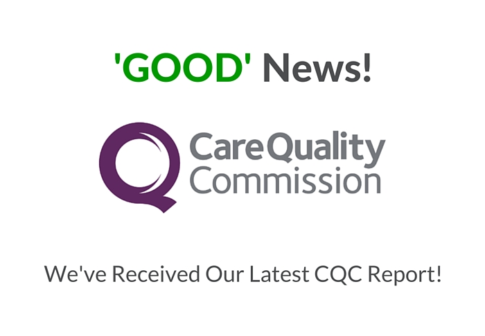 Our CQC Report